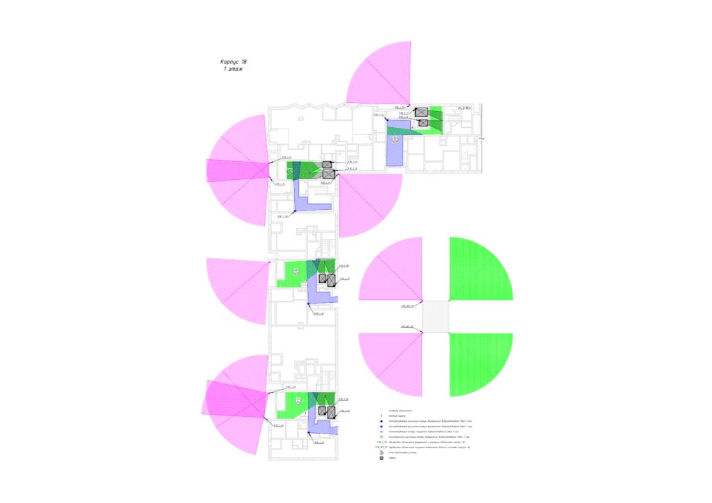Прилегающая территория 18 дома