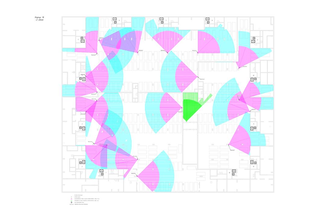 Парковка -2 уровень 16 и 17 домов